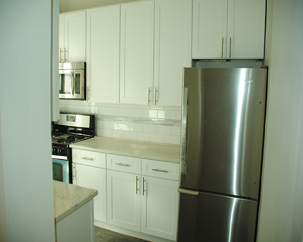 Tuscany White Shaker Cabinet - Sunco Kitchen Collection - Cabinets ...