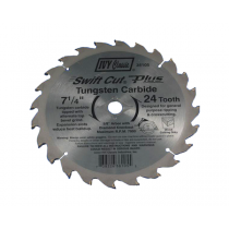 CIRCULAR BLADE CARBIDE TIPPED