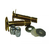 TOILET FLANGE BOLTS – PAIR