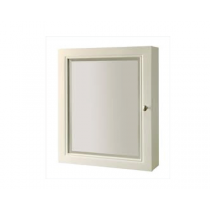 YORK WHITE SURFACE/RECESSED MOUNTED  MEDICINE CABINET