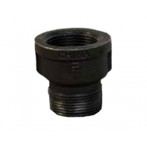 BLACK EXTENSION COUPLING