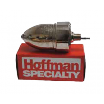 "HOFFMAN #43 AIR VALVE, 1/4"" STRAIGHT"