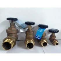 RADIATOR STEAM GATE VALVE