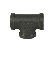 Malleable Fittings-Black