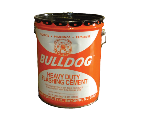 Bulldog Flashing Cement Roofing Building Material Online Catalog