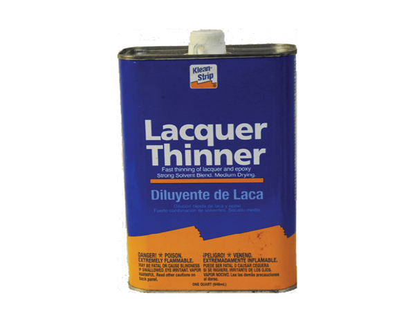 LACQUER THINNER - Thinners - Paint - Online Catalog