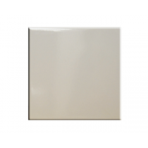 Ceramic Wall Base Tile - 4x4 almond wall tile