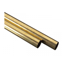 BRASS PIPE , 10 FT